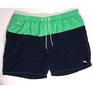Tommy Bahama trunks size XXL. XXLT relaxed fit.